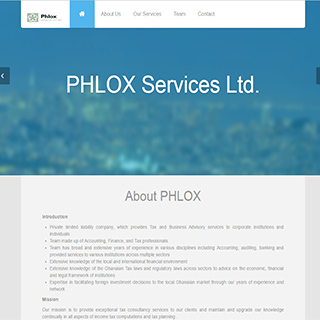 Phlox Services Ltd.